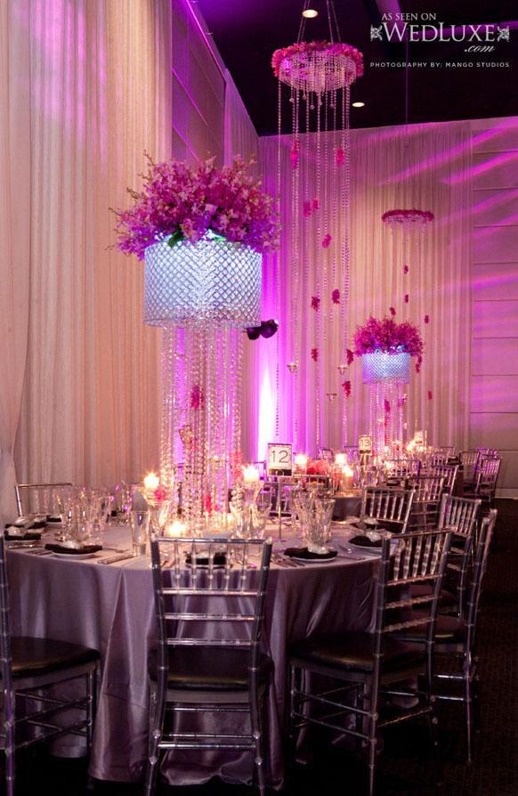 Modern Wedding Decorations Suggestions : Decoration inspiration modern wedding design