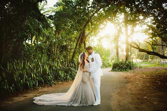 013celebrity Wedding In Puerto Rico Amber Loren Ridinger Destination Puerton Rico1