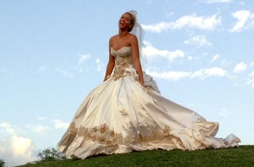 Beyonces Wedding Dress To Jay Z Beyonce wedding dress ...