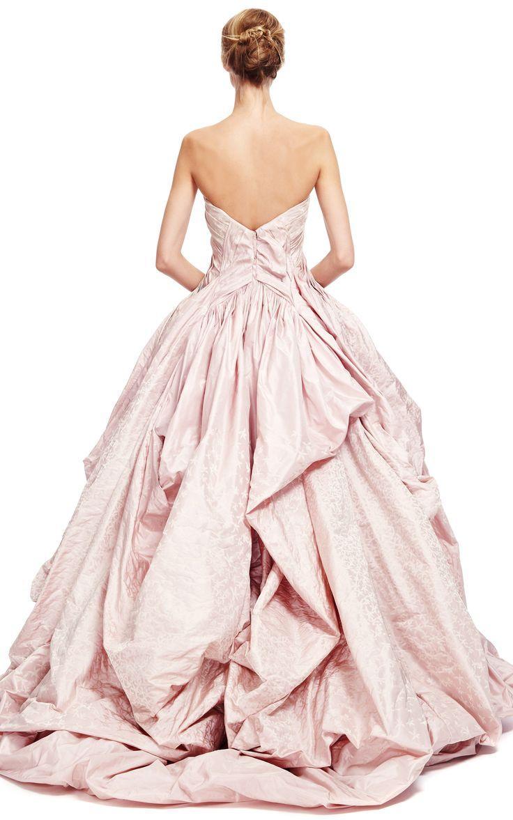 Designer zac posen is 34 i do ghana for Zac posen wedding dresses