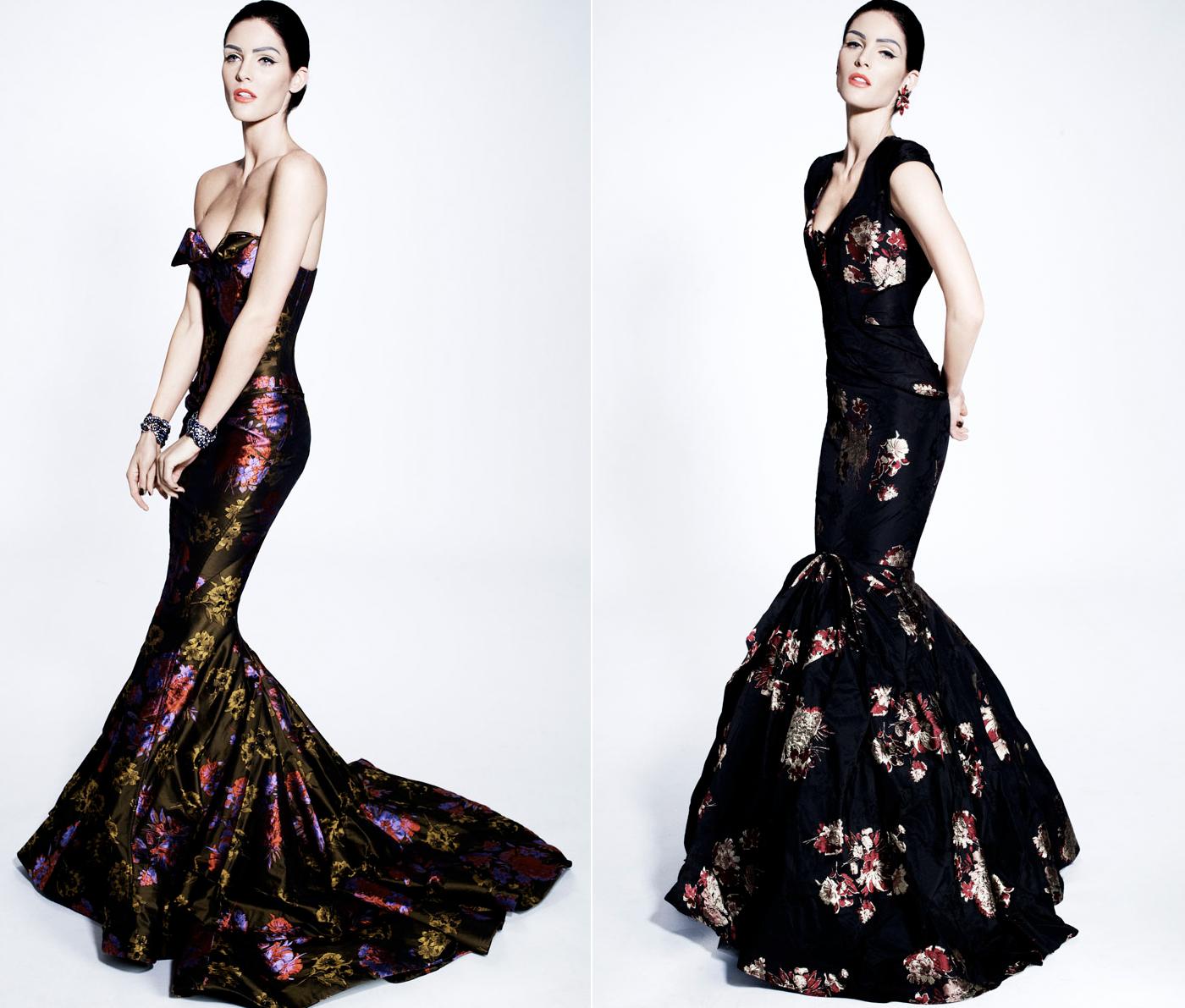 Designer zac posen is 34 i do ghana for Japanese wedding dress designer