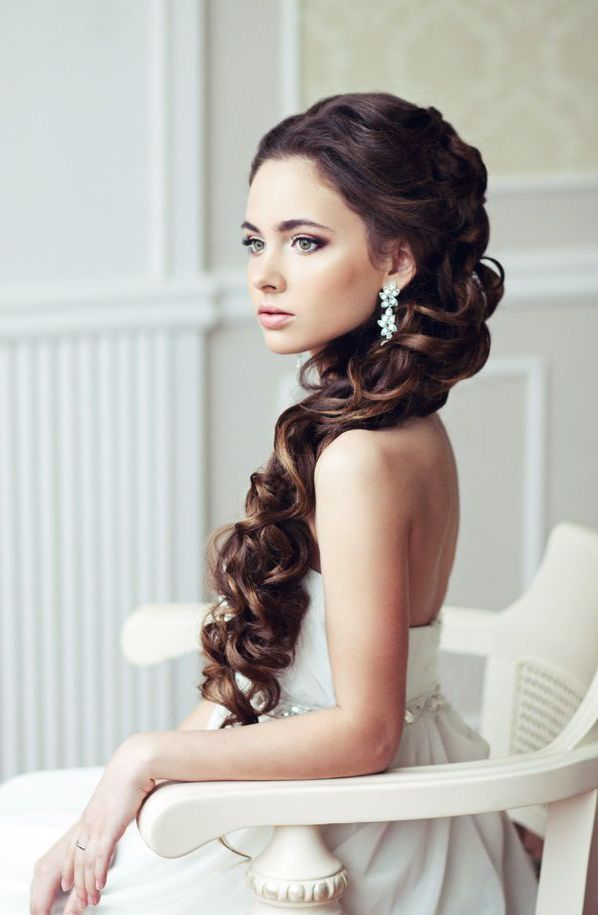 Wedding Hairstyles For Long Hair How To : Latest-Wedding-Hairstyles-2015-for-Long-Hair003