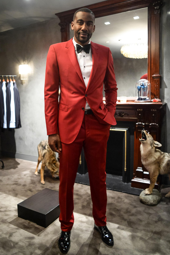 suited nba style dose of dapperness � i do ghana