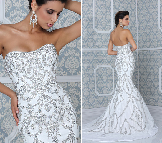 Silver bridal gowns best gowns and dresses ideas reviews junglespirit Gallery
