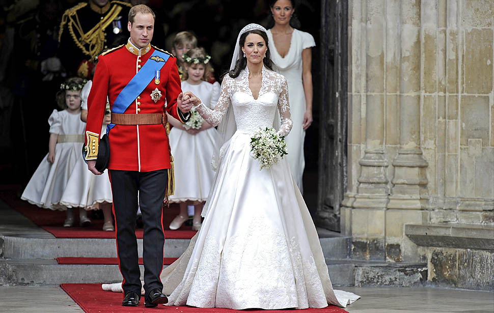 A LOOK BACK AT THE ROYAL WEDDING FOURTH ANNIVERSARY I Do Ghana