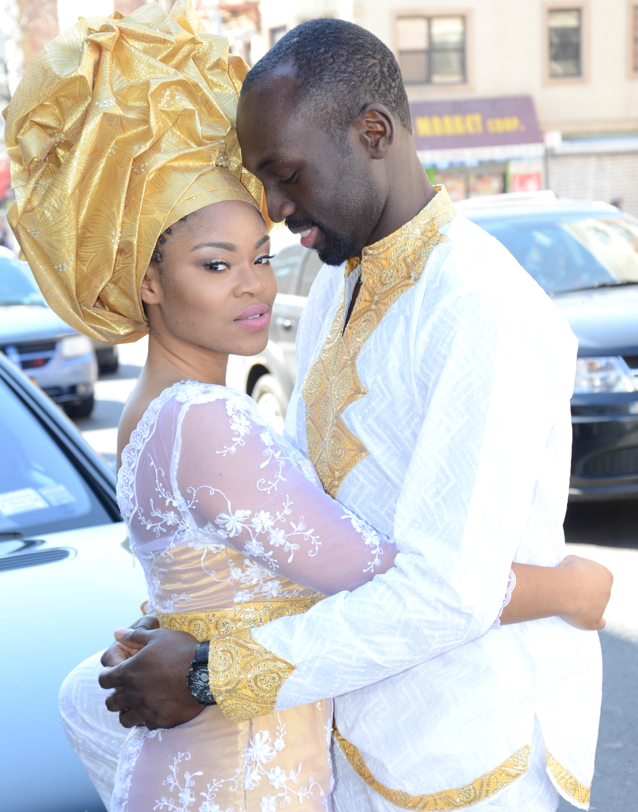 Abby Amp Yaw A Beautiful Story Of Unrelenting Love I Do Ghana