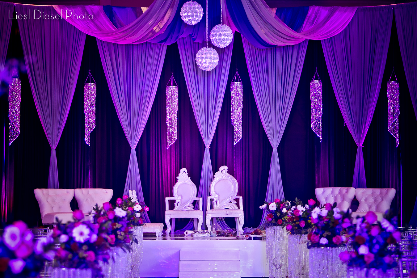 Picture Perfect Wedding Head Tables I Do Ghana