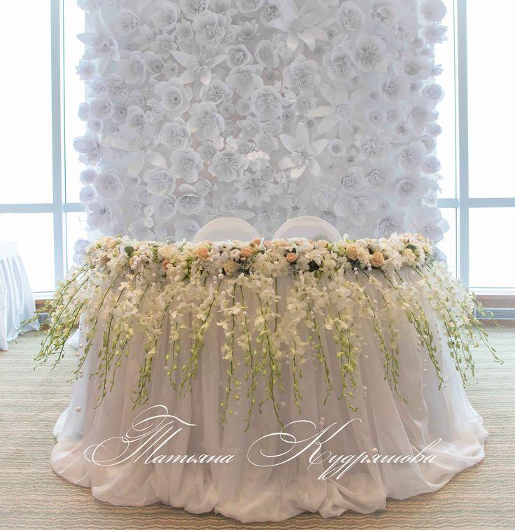Wedding Ideas On Pinterest: Sweetheart-table-wedding-decor-reception-pinterest