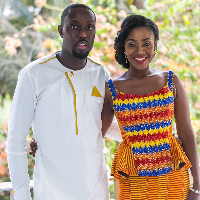 12 Kente Brides Who Broke The Internet I Do Ghana