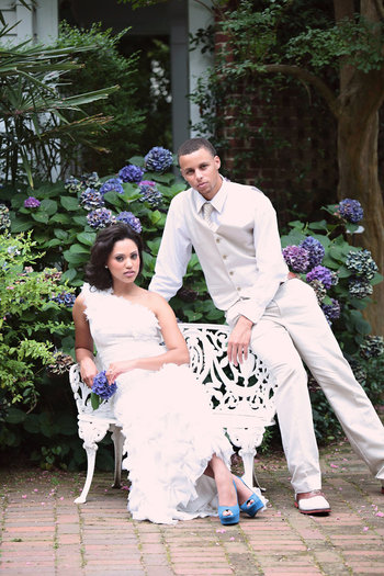 Steph Curry Wedding Wedding Photography