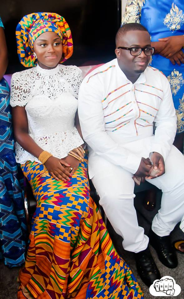 Emmanuel mensah wedding