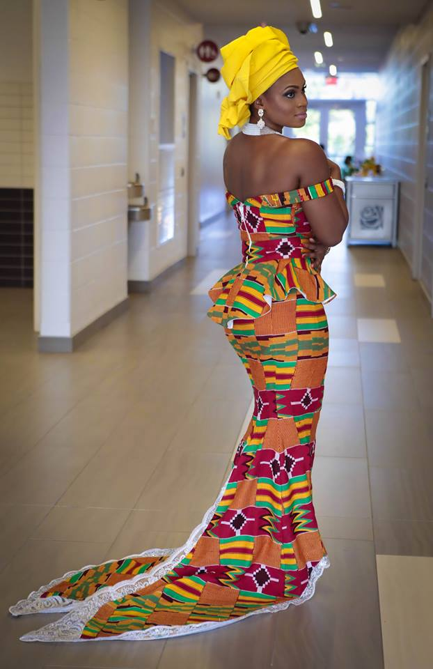 African print outfits on pinterest african prints for African traditional wedding dress styles