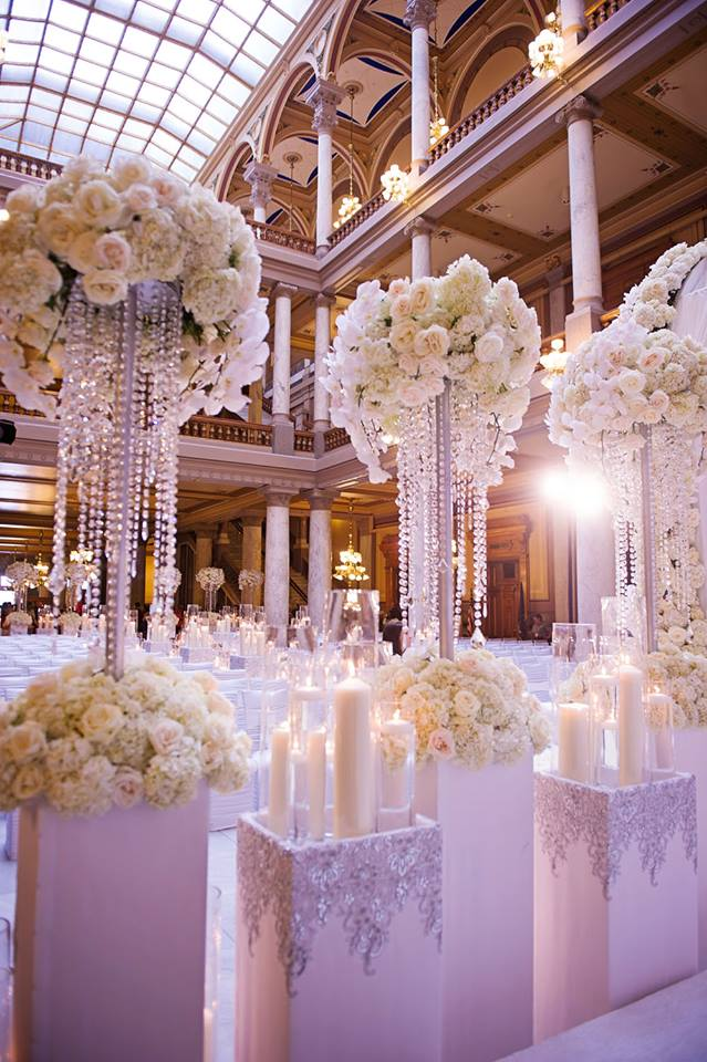 A Luxurious Celebrity Wedding Decor By Wink Design Events I Do Ghana