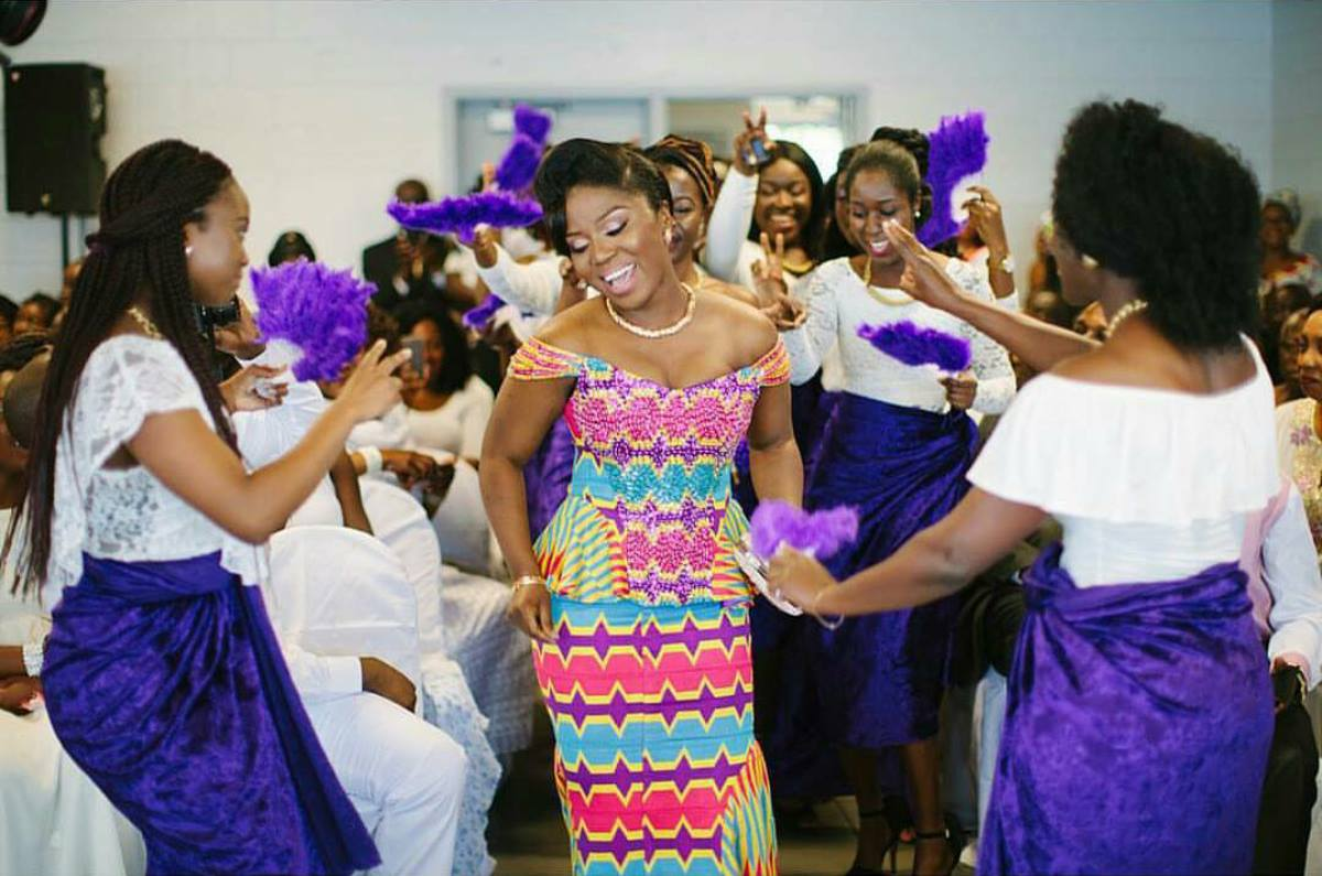 12 kente brides who broke the internet vol 2 i do ghana