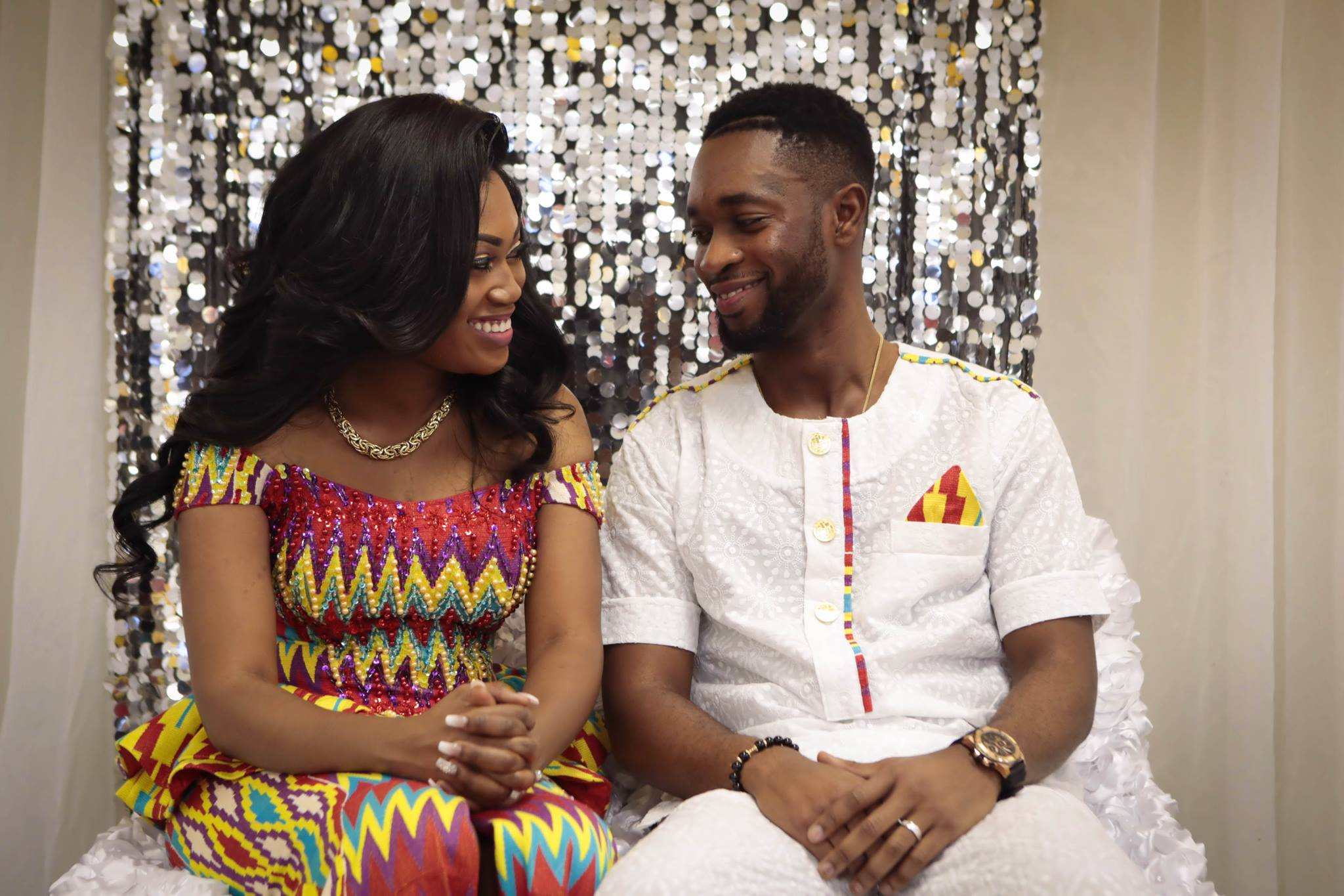 Kwame wendy a luxury wedding in toronto i do ghana for Traditional photos