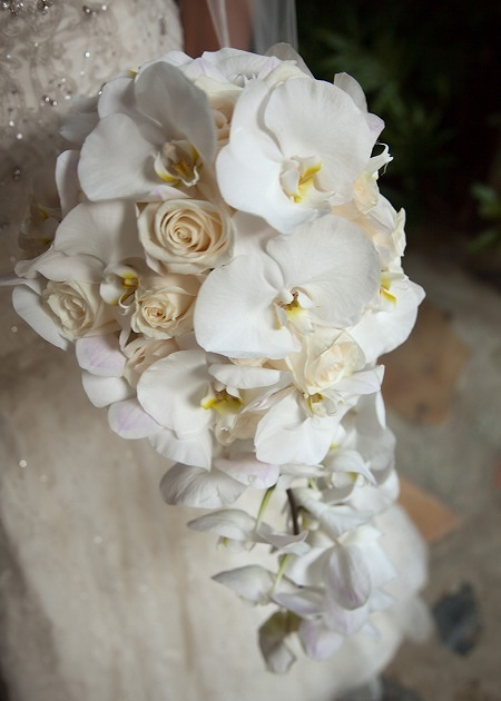 amazing orchid bouquets  i do ghana, Natural flower