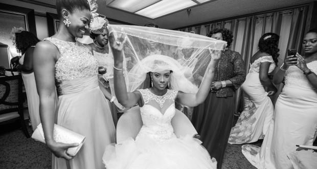 bridal suite preparation