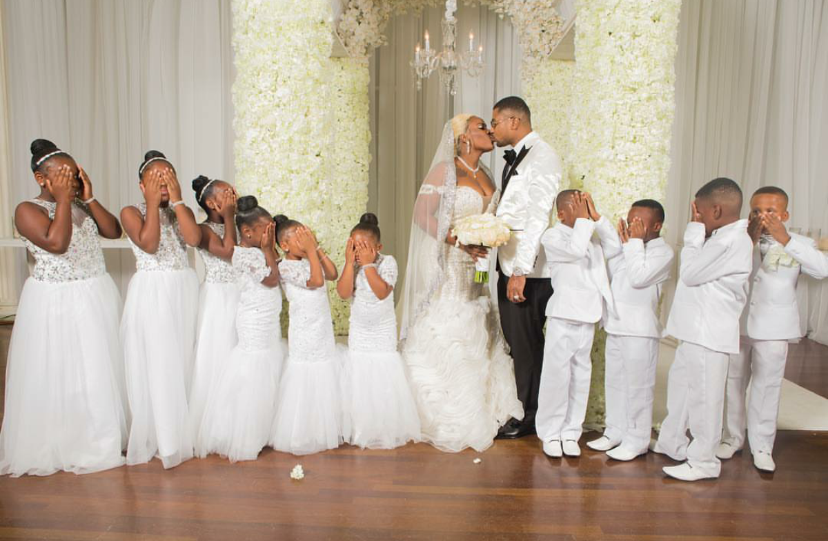 Black Weddings - Black Women's Lifestyle Guide, Black Love ...