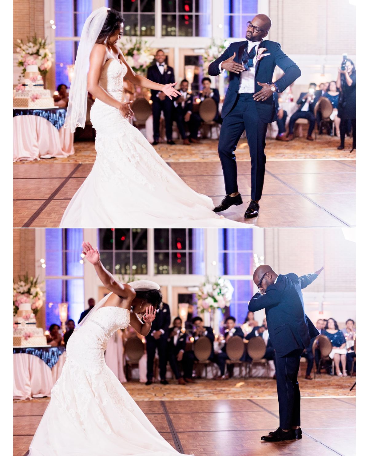 celebrity wedding spotlight kirk franklin�s daughter is
