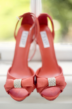 coral wedding shoes inspired all things coral with heleneopm events i do 3066