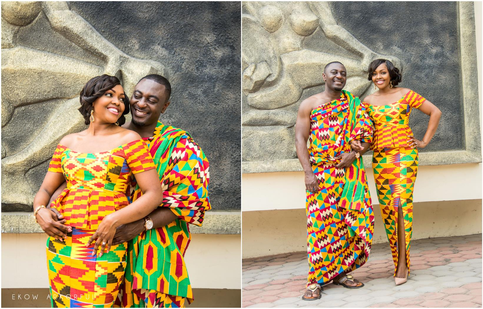 ICONIC GROOMS: VOL 1 - I do Ghana