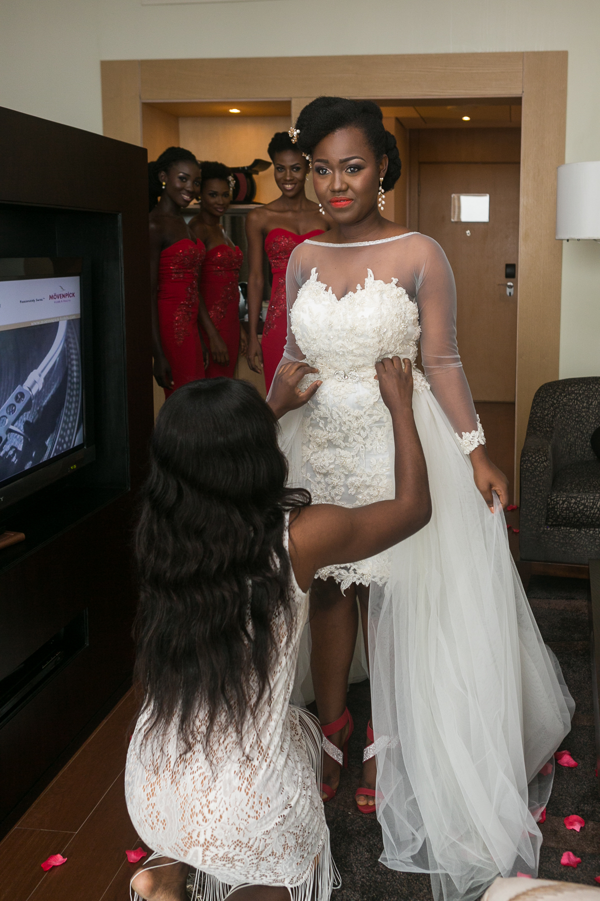 Bliss Wedding Show The Maiden Edition At Movenpick Accra