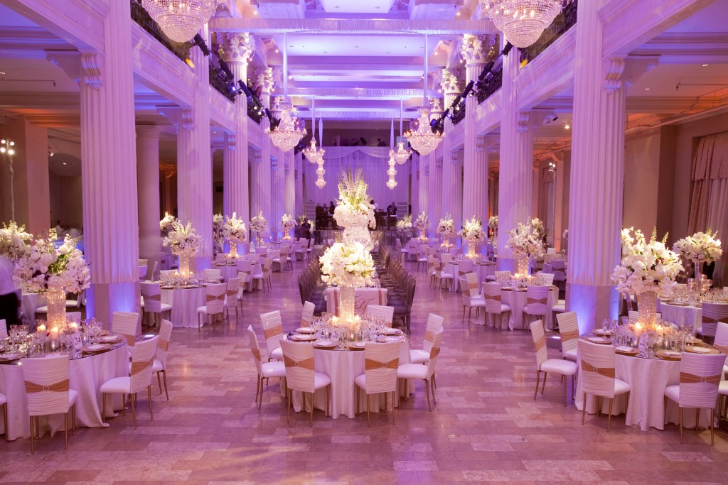 Decor Themes White Amp Gold With A Splash Of Purple