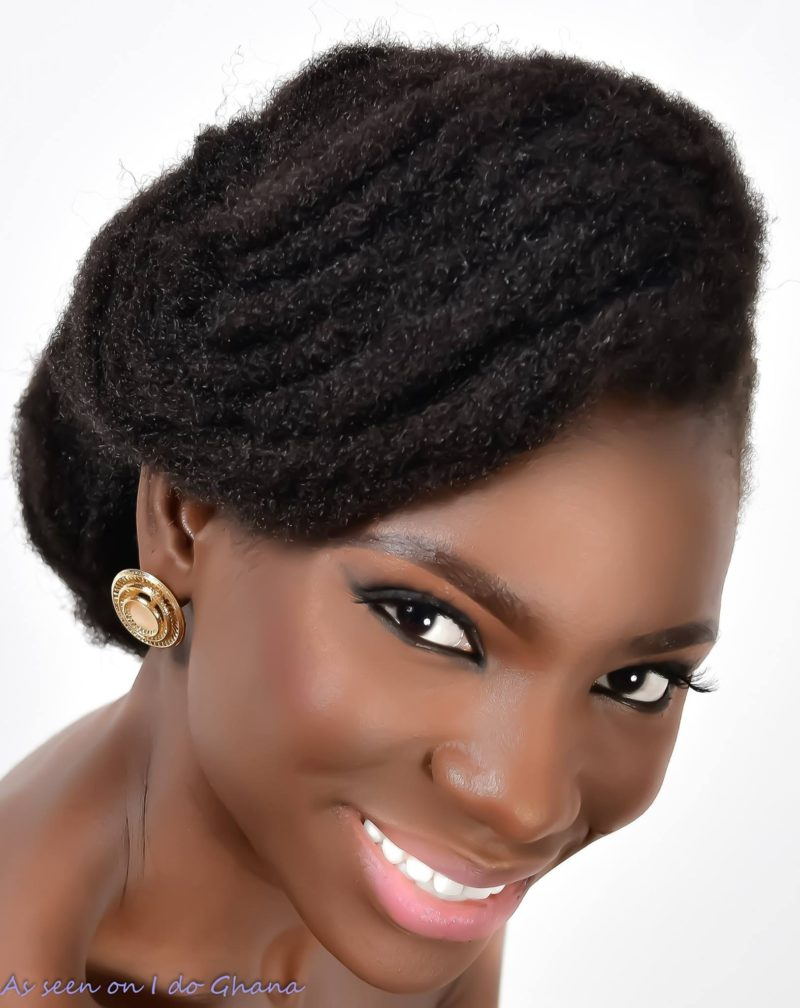bridal hairstyles – i do ghana
