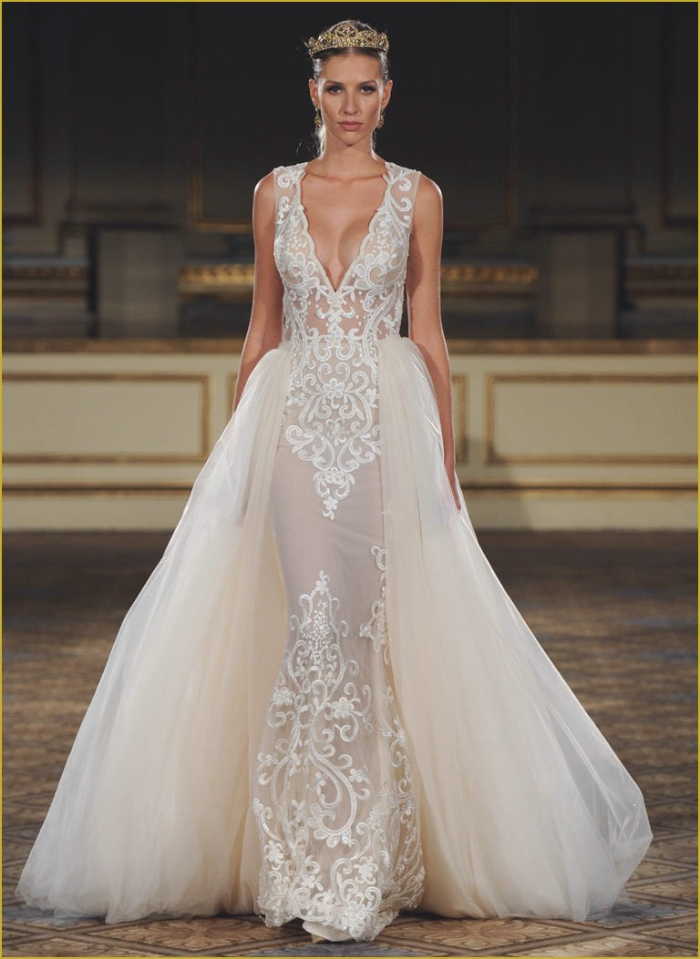 ARE WEDDING GOWNS GETTING TOO REVEALING? – I do Ghana
